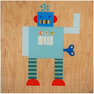 WoodRobot