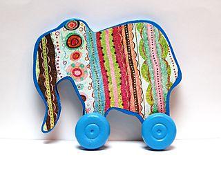 ElephantPullToy